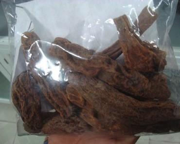Tỏa dương, tích dương khô mà nhiều người vẫn giới thiệu là nhục thung dung Sapa