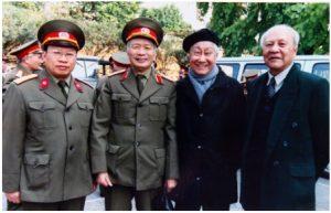 Giáo sư Lê Thế Trung, Thiếu tướng, Giám đốc Học viện Quân Y