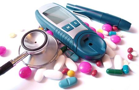 Thuốc điều trị tiểu đường
