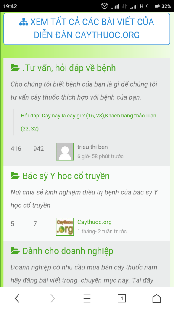 ung dung cay thuoc nam