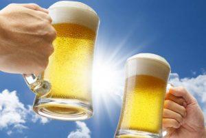 Uống bia có lợi cho tim mạch