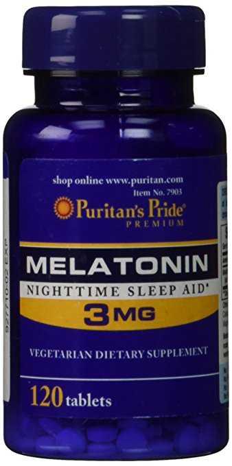 Viên điều trị mất ngủ Puritan's Pride