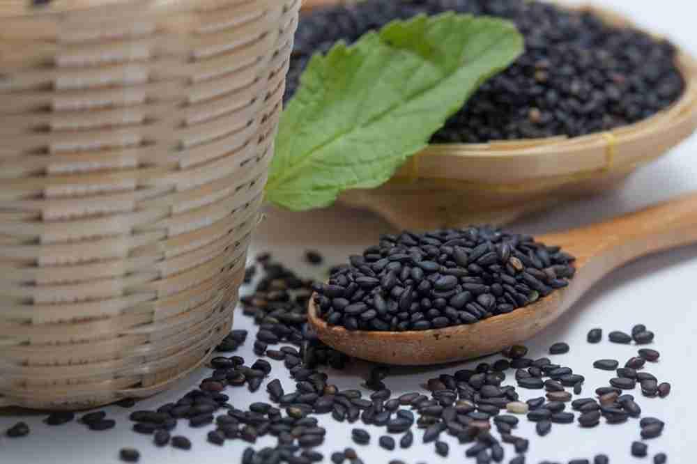 hạt vừng đen hạt mè đen