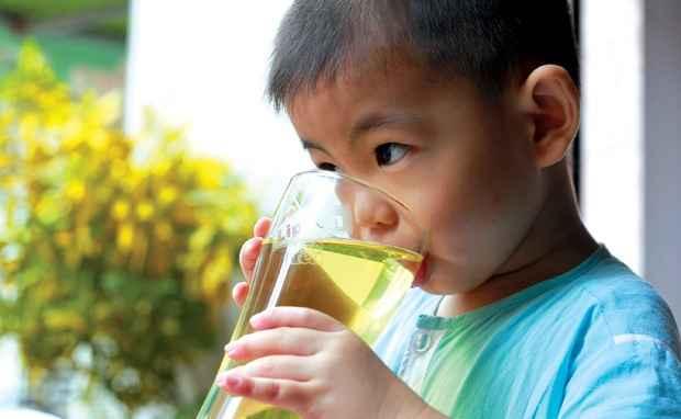 Trẻ em có uống được nấm lim xanh không