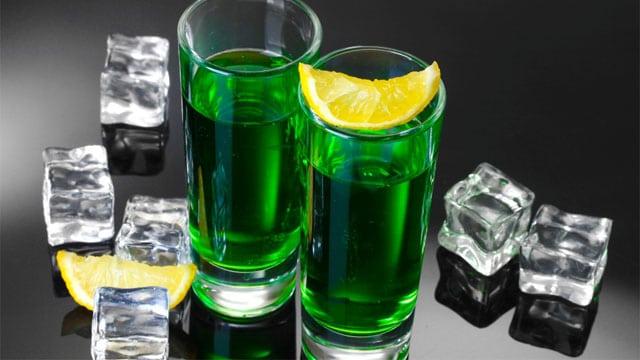 Rượu áp xanh