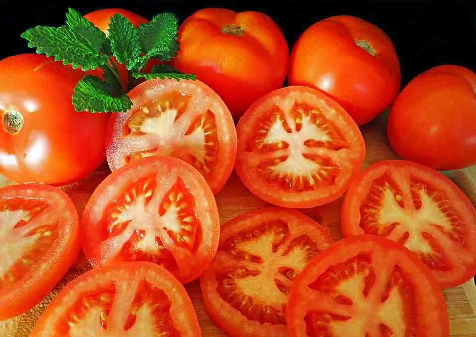 Cà chua thai lát