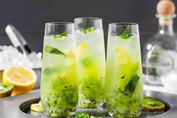 Cocktail kiwi