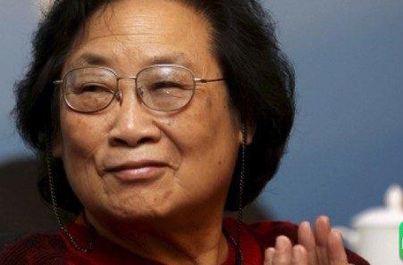 Đồ U U - người nhận giải Nobel Y học 2015 với cây thanh cao hoa vàng