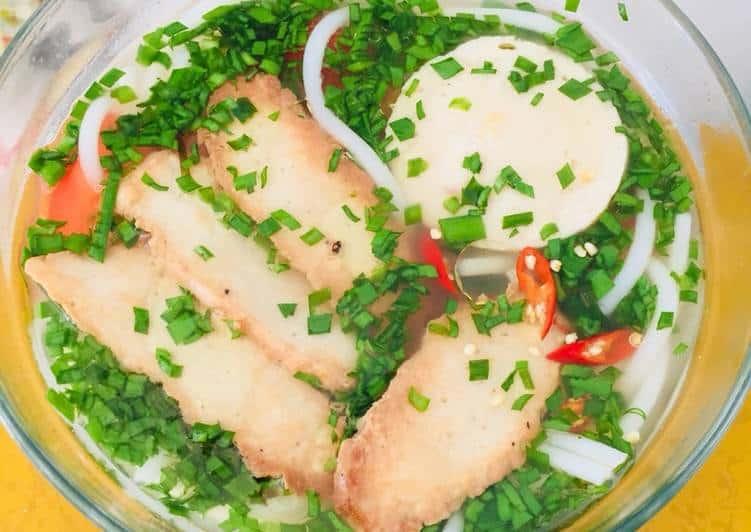 Chả cá chay ăn chay có khỏe mạnh