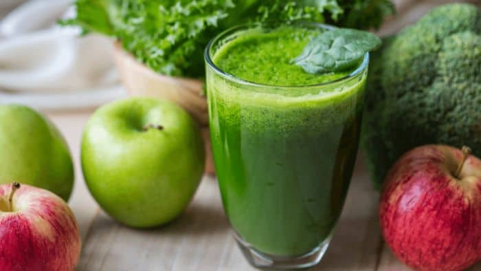 Nước ép trái cây và rau