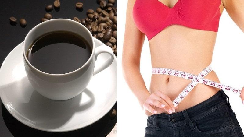 Uống cà phê có tốt cho sức khỏe  giúp giảm mỡ