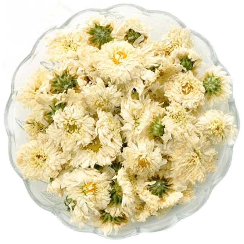 Cúc hoa trắng (phơi khô)